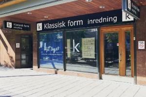 Inredningsbutiken öppnar i Strand galleria