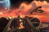 """Intensiva rymdstrider i """"Star wars: Squadrons"""""""