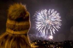 Ny våg av smitta hotar efter nyår