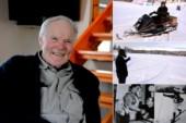 Bengt Karlsson bjuder tillbaka med fria skidspår