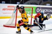 Luleå/MSSK körde över Djurgården i första semifinalen