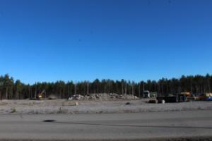 Dollarstore bygger ny butik i Västervik