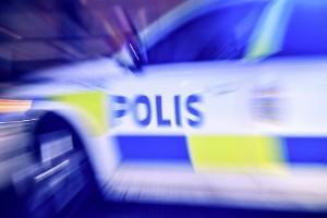 Man höll i kniv – misstänks för brott