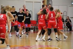"""Lättat Uppsala tog säsongens första seger: """"Äntligen"""""""