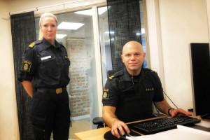 De vill rekrytera fler nordupplänningar till poliskåren