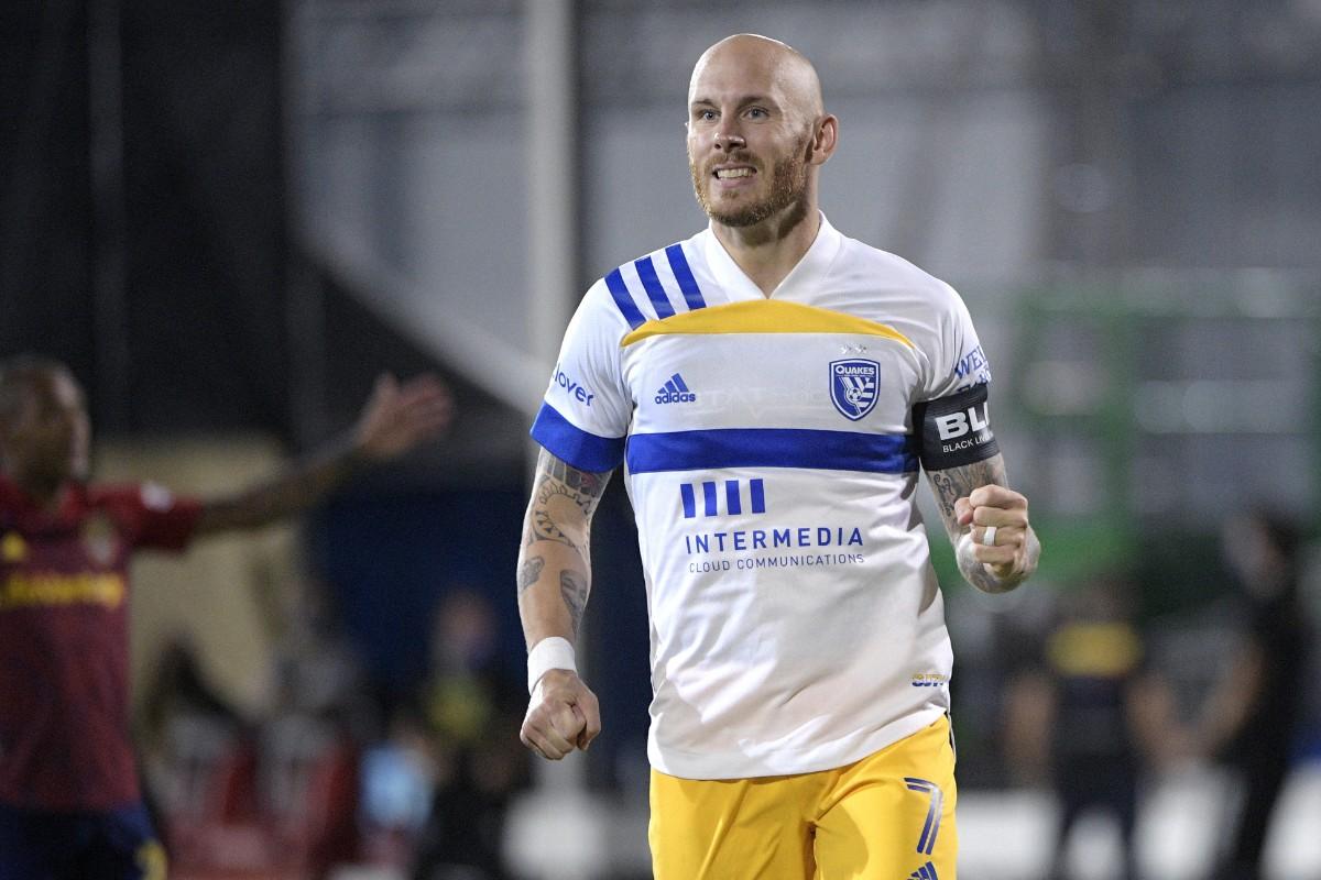Eriksson sköt San Jose till kvartsfinal