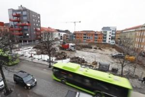 """Peab bygger 100 hyresrätter mitt i centrala Eskilstuna: """"Perfekt läge för studenter"""""""