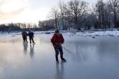 Efter kylan – här går det att åka långfärdsskridskor