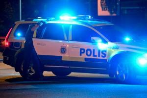Larm: Trafikolycka på E4 vid Sören