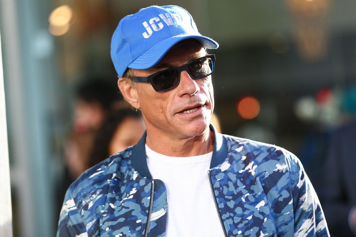 Jean-Claude Van Damme gör actionkomedi