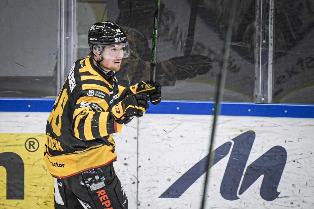 Frödén lämnar Skellefteå – klar för NHL-spel