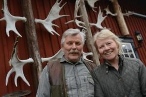De har varit älgbönder i 13 år – nu är det över
