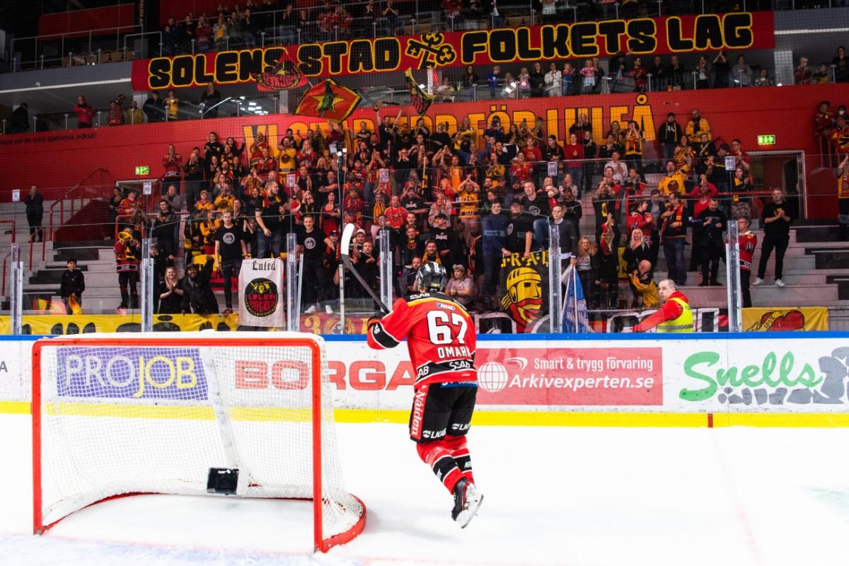 Luleå Hockey anmält – av Svenska ishockeyförbundet