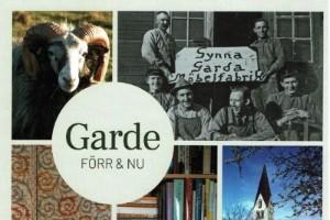 Gammalt och nytt i nya Garde-boken