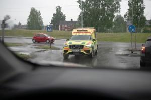 Bristen på ambulanser i Skellefteå gör mig otrygg