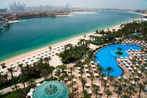 Dubai tillåter fullbelagda hotell