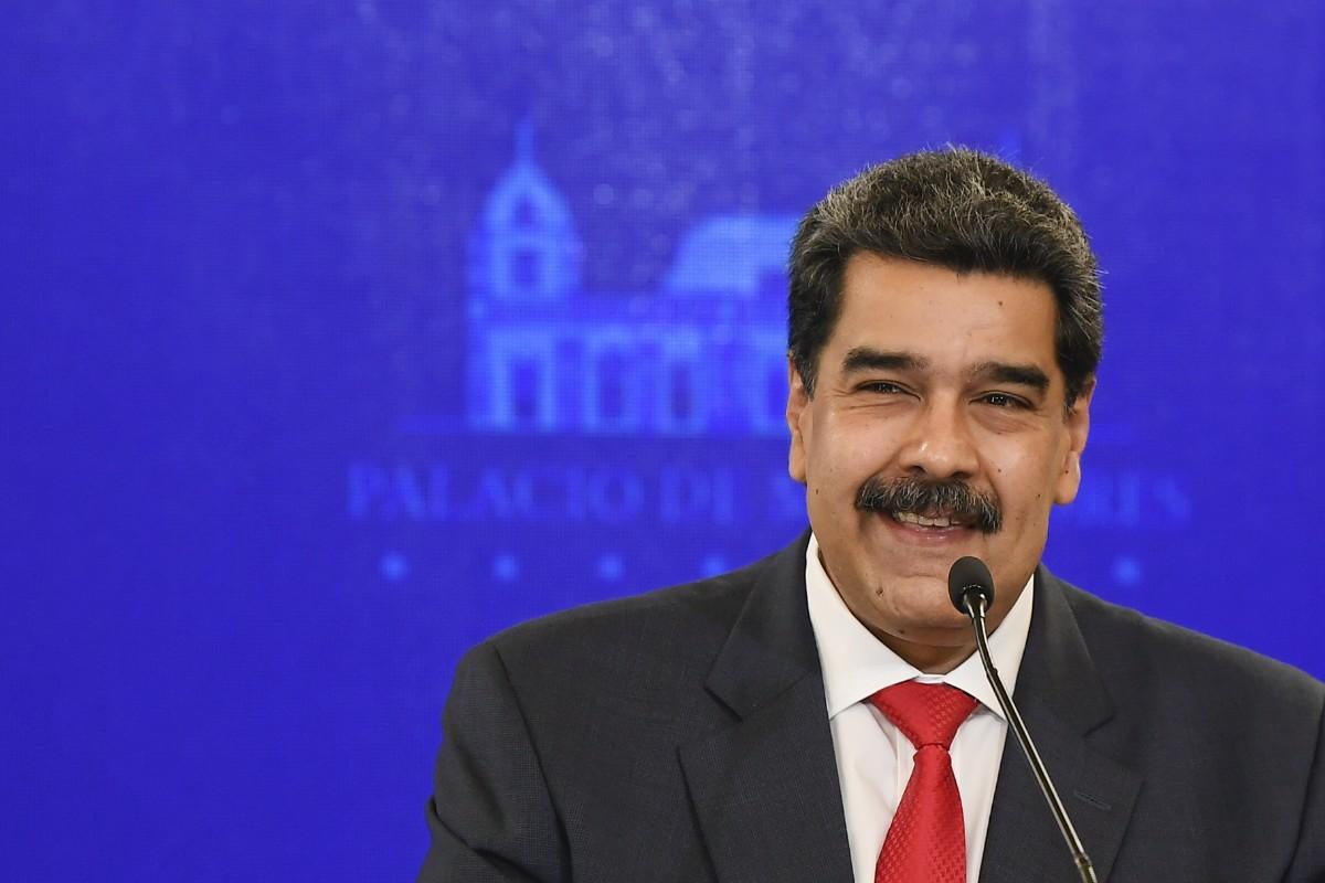 Maduro: Redo för samtal med Guadio