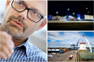 """Företagsjätten kan tvingas välja bort Norrköping – kan påverka jobben i området: """"Vi kommer inte under järnvägen"""""""