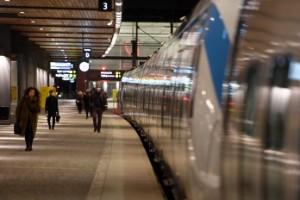 Tåg mellan Uppsala och Stockholm ställs in – hela helgen