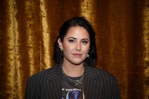 Molly Sandén uppträder på Oscars förgala