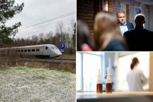 Norrköpingsborna sitter fortsatt inlåsta