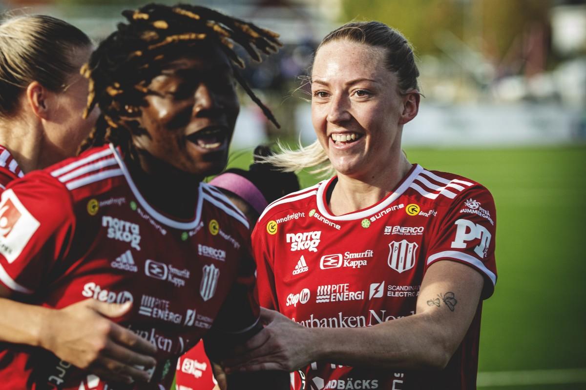 Efter 1000 minuter – Hedlund målskytt i damallsvenskan