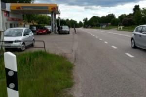 Lägg ner projektet med gång- och cykelväg