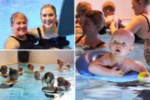 Hon satsade trots sågningarna – har gjort tusentals barn trygga i vattnet