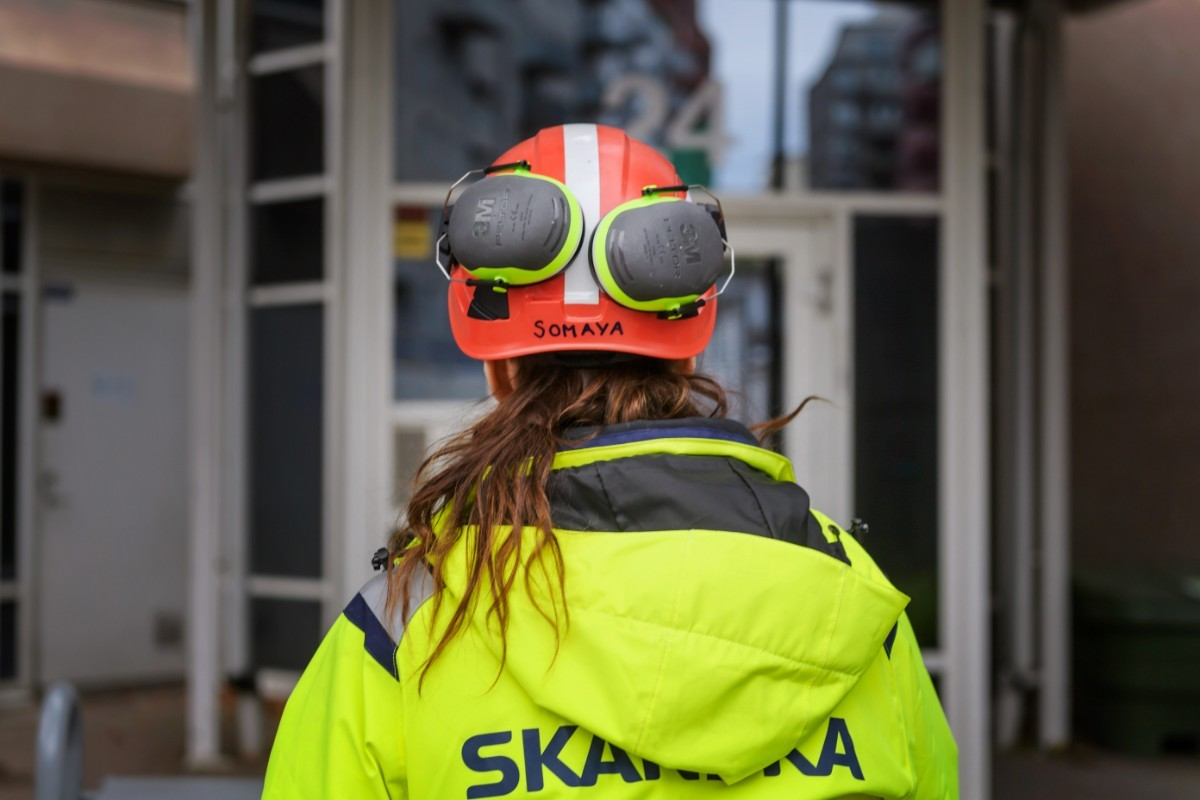 Skanskas superinvestering – historiskt stort projekt