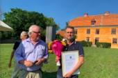 Gotlands Gille samlade rekordmånga på Katthamra gård