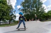 """Många vill testa skateboard: """"Det växer"""""""