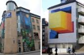 Artscapes väggar sjunger av liv
