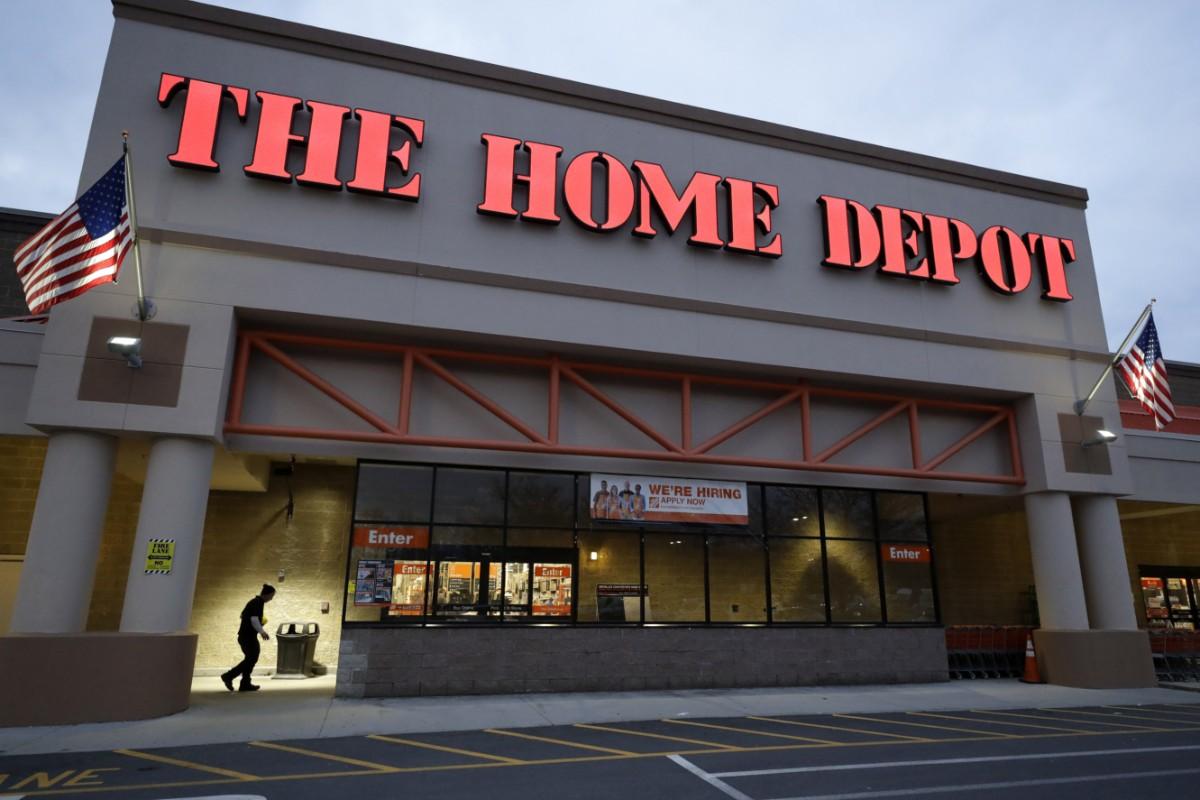 Kraftigt lyft för Home Depot