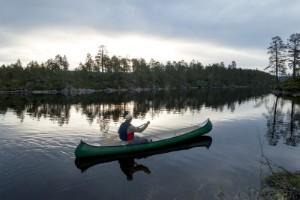 Kanot ska upplevas utomhus