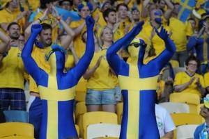 Välj svenska sidor när du spelar på sport