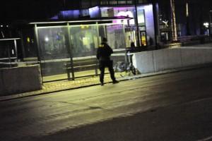 """En anhållen för nattens dåd: """"Vi håller förhör just nu"""""""