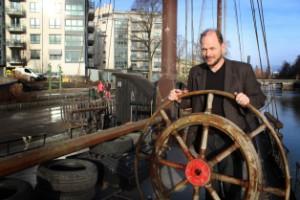 Take har en plan – nu rustas restaurangbåten