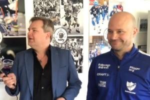 TV: Här avslöjar IFK nya tränartrojkan