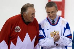 Legendaren tar över ryska juniorlandslaget