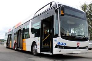 Här är de nya och ljudlösa bussarna som snart rullar ut