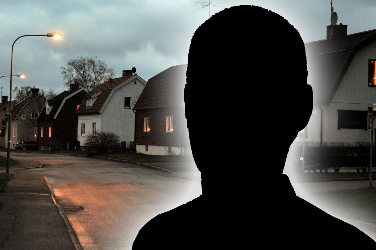 Offren sov och filmades nr de vldtogs i villan Upsala Nya