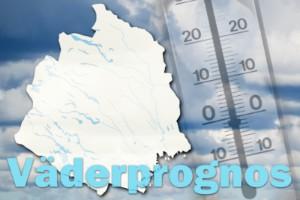 Väderprognos: SMHI spår kraftiga skurar lokalt