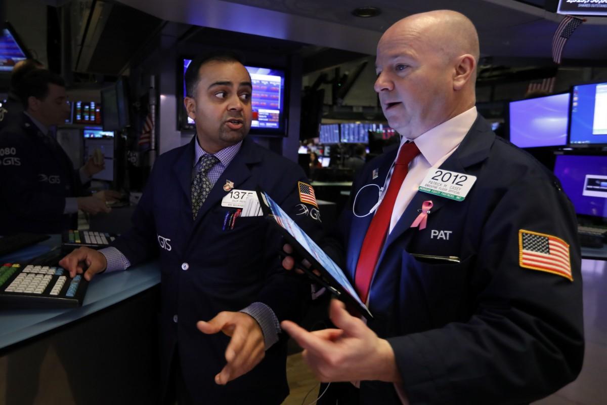 Positiv start på Wall Street