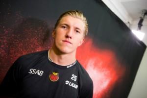 Backen siktar mot SHL-kontrakt med Luleå Hockey