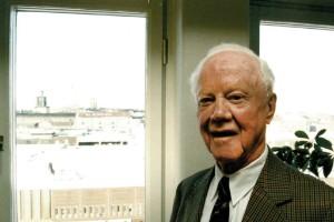 Idag skulle han som byggde Norrköping ha fyllt 100 år