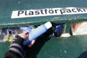 Så ska du sortera dina plasthandskar och munskydd