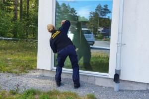 Man anhållen för skottet på Kronan – har koppling till målsägaren