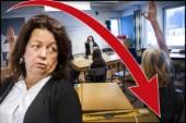 """Luleå rasar i skolranking: """"Skapar stor oro"""""""