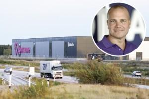 "Sportamore växer i Eskilstuna: ""Dubblerar lagerytan"""