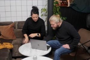 """Skellefteföretag lanserar digitalt julbord: """"Ett helt nytt koncept"""""""